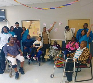 Members from TruCare adult day health center joined the Active Day Family! Welcome!